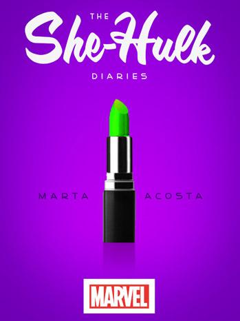 She Hulk Cover - P 2013