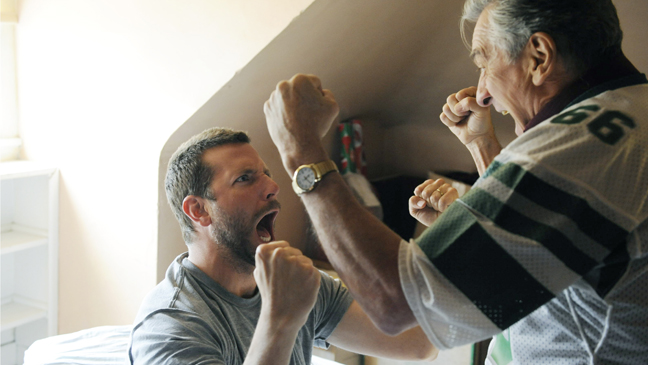 Silver Linings Playbook - Bradley Cooper Robert De Niro - H 2013