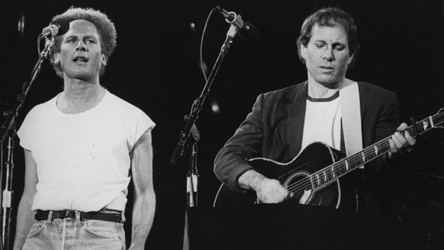 Simon and Garfunkel Madrid 1967 - H 2013