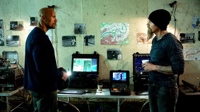 Snitch Film Still Dwayne Johnson - H 2013