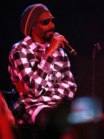 Snoop Dogg BMI Songwriting Panel Grammy 2013