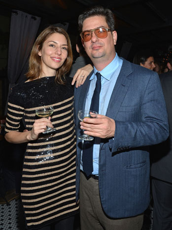Sofia and Roman Coppola - P 2013