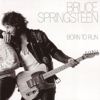 Bruce Springsteen Born to Run cover art P