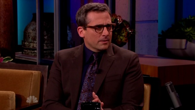 Steve Carell Tonight Show - H 2013