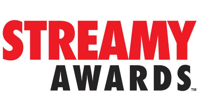 Streamy Awards Logo - H 2013