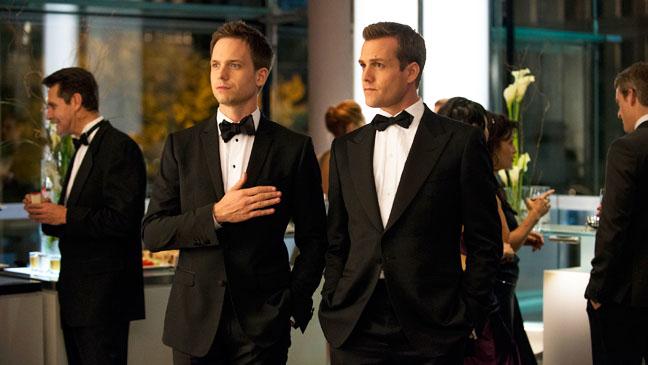 Suits Season 2 Finale War Episodic - H 2013