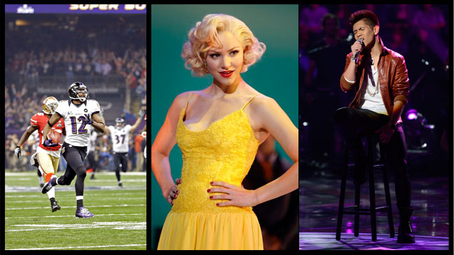 Super Bowl Smash American Idol - H 2013