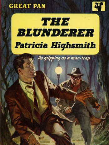 The Blunderer Book Cover - P 2013