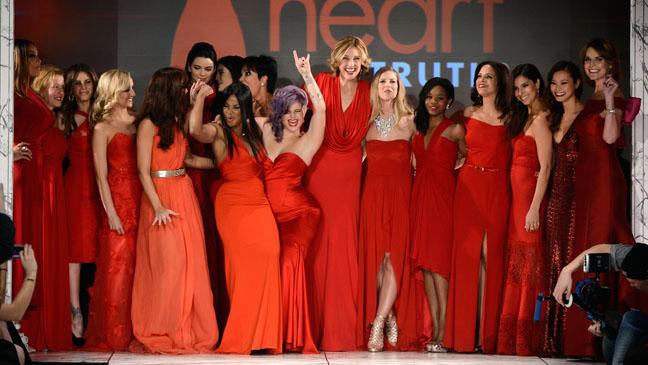 The Heart Truth 2013 Fashion Show - H 2013