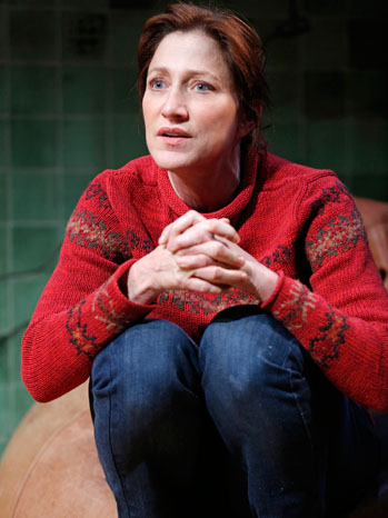 Edie Falco in The Madrid Play - P 2013