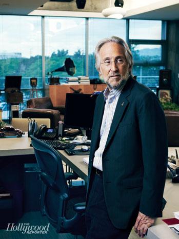 Neil Portnow Executive Suite Portrait - P 2013