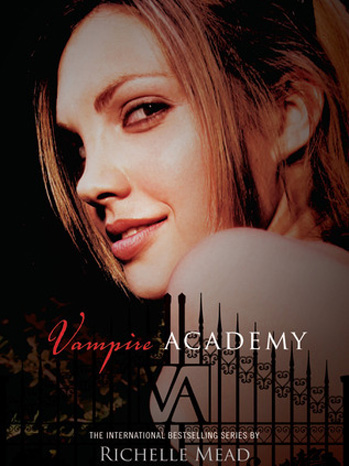 Vampire Academy book cover - Blood Sisters