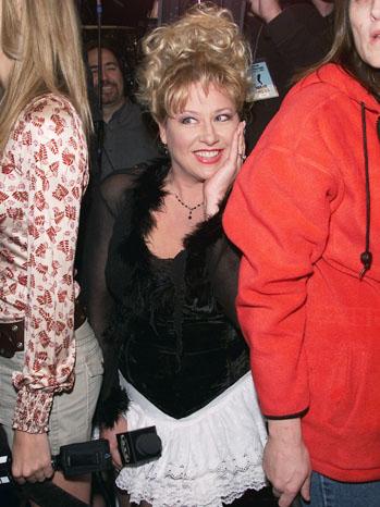 Victoria Jackson 2001 - P 2013