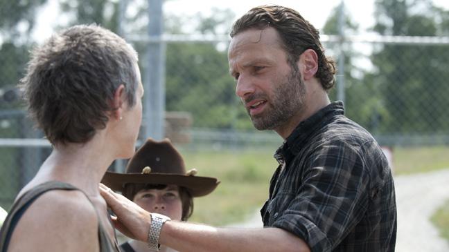 The Walking Dead 309 Episodic Rick - H 2012