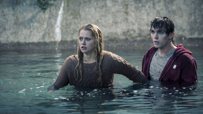 Warm Bodies Water Film Still - H 2013