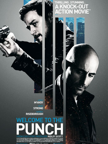 Welcome to the Punch one sheet - P 2013