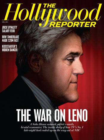2013 Issue 12: Jay Leno