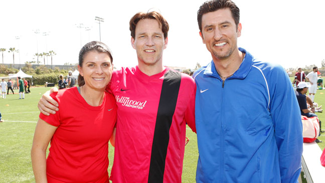 LAFEST LA Film and Entertainment Soccer Tournament to Support Mia Hamm's Charity