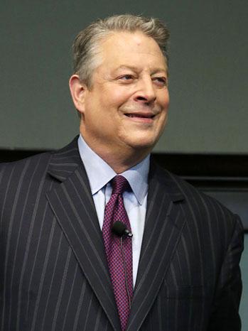 Al Gore Headshot - P 2013