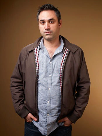 Alex Garland TIFF Portrait 2010 - P 2013
