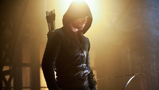 Arrow, CW