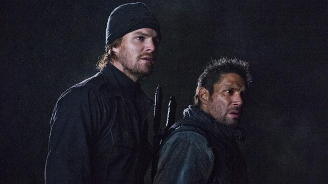 Manu Bennett Arrow The CW - H 2013