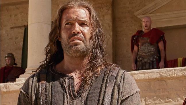 Barabbas Reelz Trailer Screengrab - H 2013