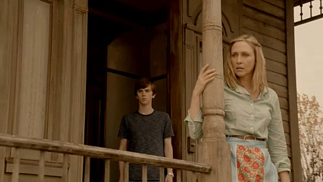 Bates Motel Screen Grab - H 2013
