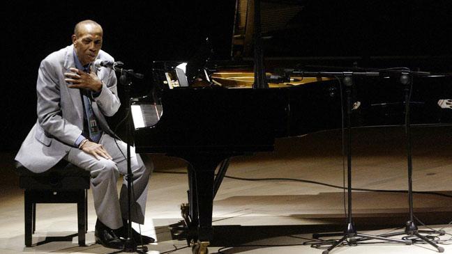 Bebo Valdes Cuban Pianist - H 2013