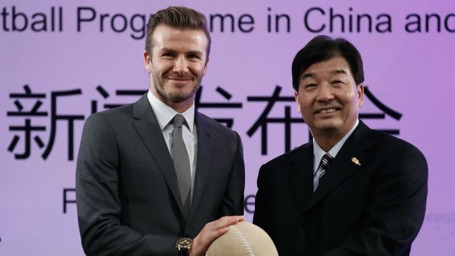 Beckham China - H 2013