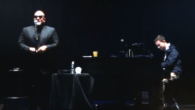 Billy Joel Student Piano Player - H 2013
