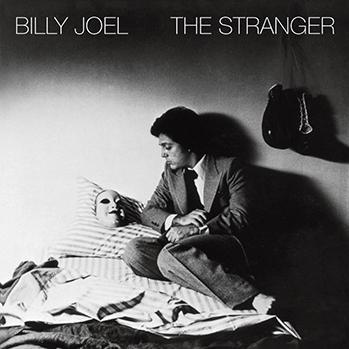 Billy Joel The Stranger album cover P