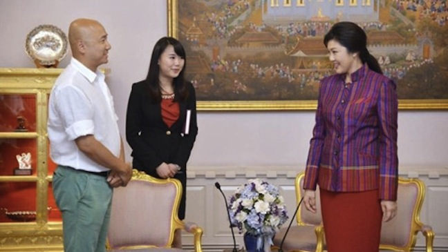 Xu Zheng Thai Prime Minister 2 H