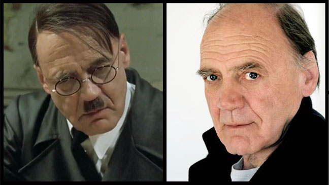 Bruno Ganz as Hitler Headshot Split - H 2013