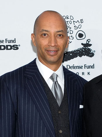Byron Pitts 2010 - P 2013