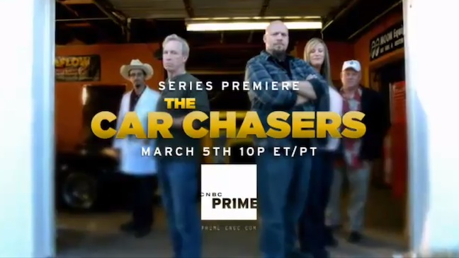 The Car Chasers CNBC 2013 H