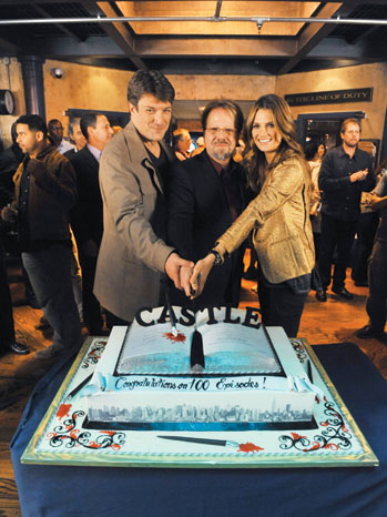 Castle 100th Episode - P 2013
