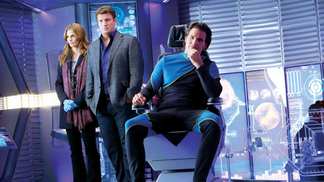 Castle From Firefly to Buffy - H 2013