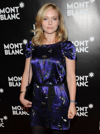 Christina Cole Montblanc 2010 - P 2013