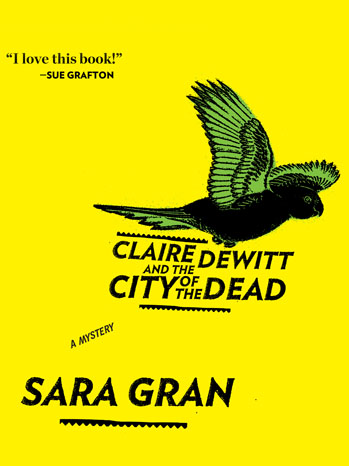 Claire DeWitt and the City of the Dead Book Cover - P 2013