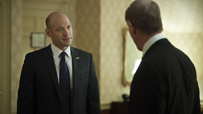 House of Cards Episodic Corey Stoll - H 2013