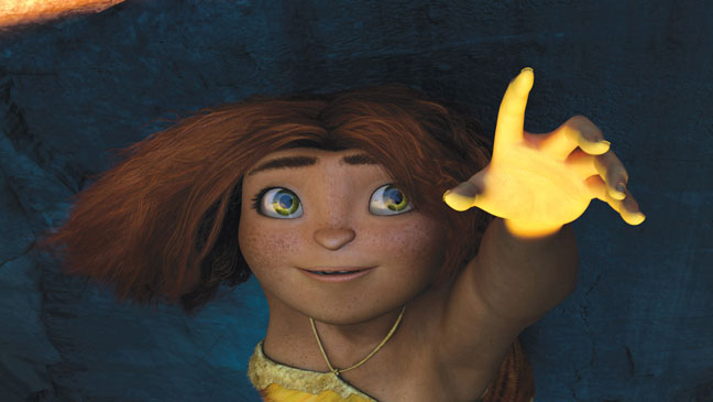 The Croods Reaching Out - H 2013