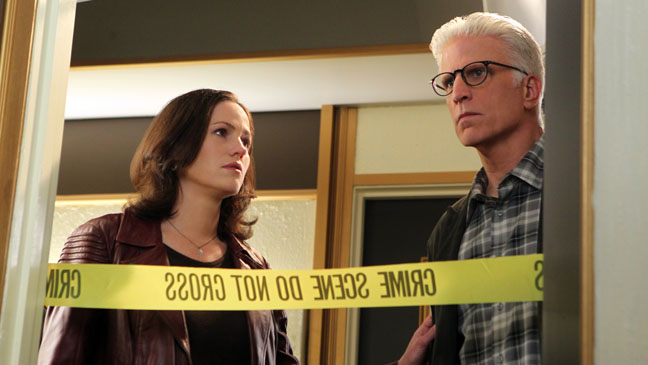 CSI Episodic Ted Danson Jorja Fox - H 2013