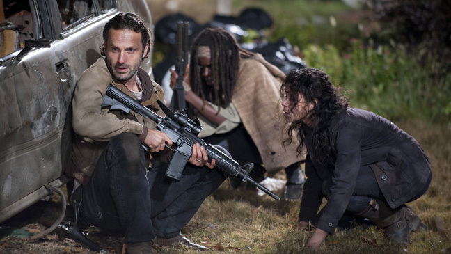 The Walking Dead Season 3 Finale - H 2013