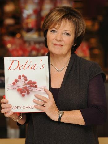 Delia Smith - P 2013