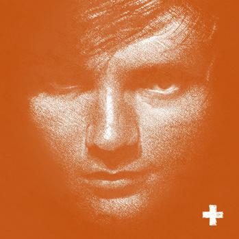 Ed Sheeran + album cover P