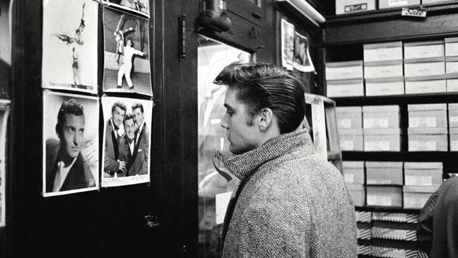 Elvis Presley Black and White - H 2013