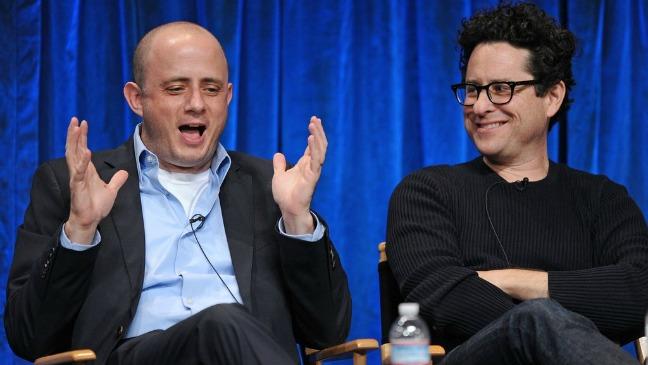 Eric Kripke and J.J. Abrams Revolution PaleyFest - H2013