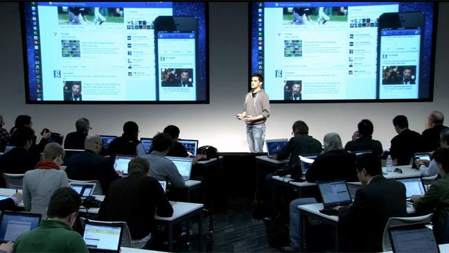 Facebook News Feed - H 2013