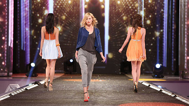 Fashion Star Premiere NBC - H 2013